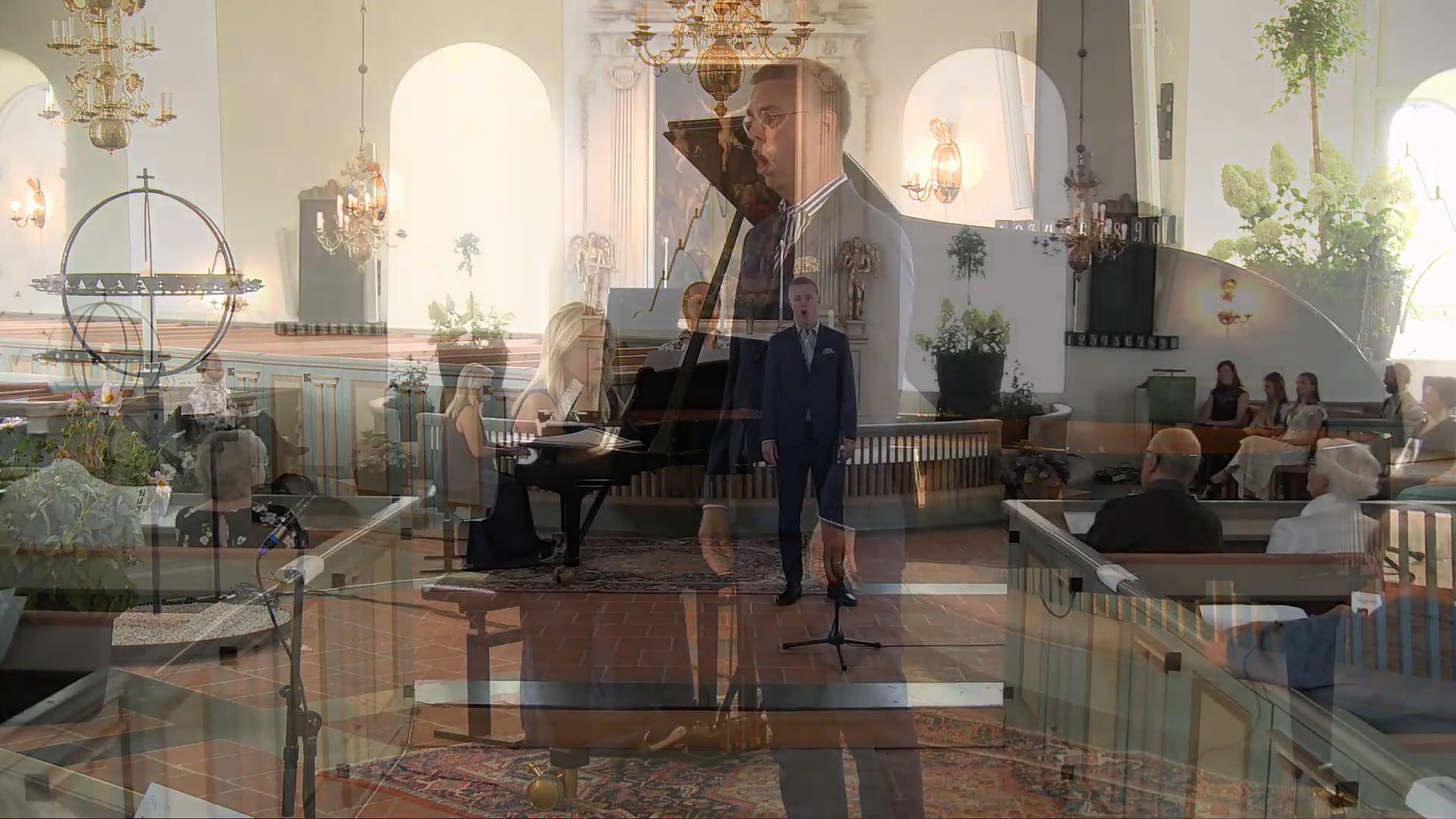 avslutningskonsert - masterclass - västra karups kyrka